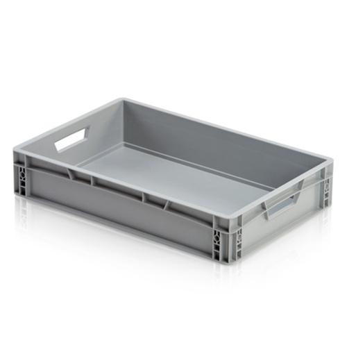 b1c70e347 Plastová EURO prepravka 600x400x120 mm | MEVA-SK s.r.o. - MEVAKO SK ...